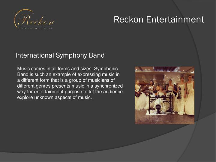 Reckon entertainment2