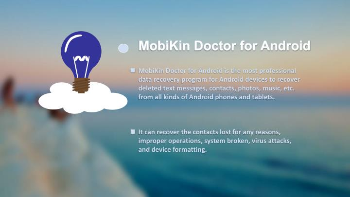 MobiKin Doctor for Android
