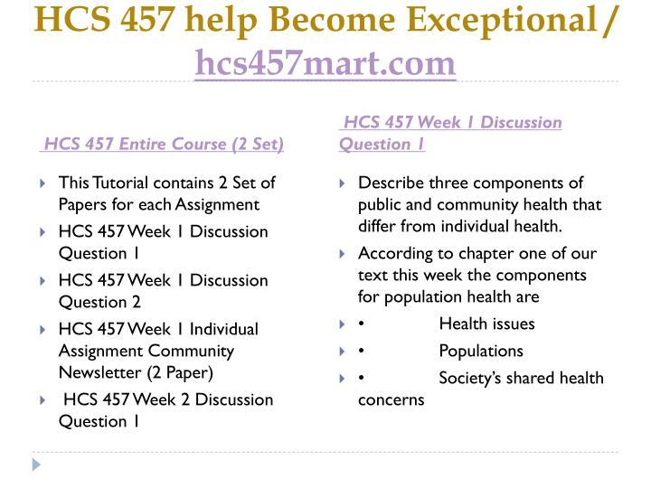 Hcs 457 help become exceptional hcs457mart com1