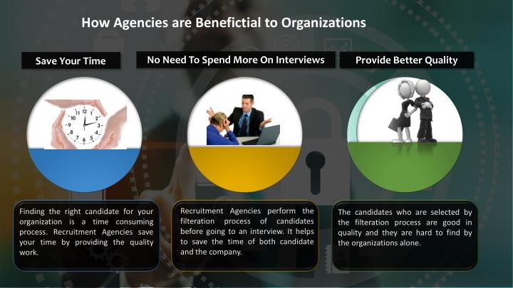 How Agencies are Benefictial to Organizations