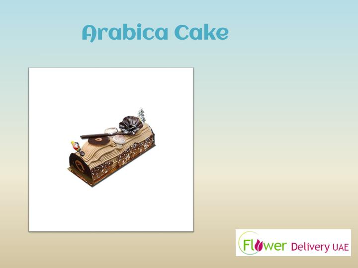 Arabica Cake