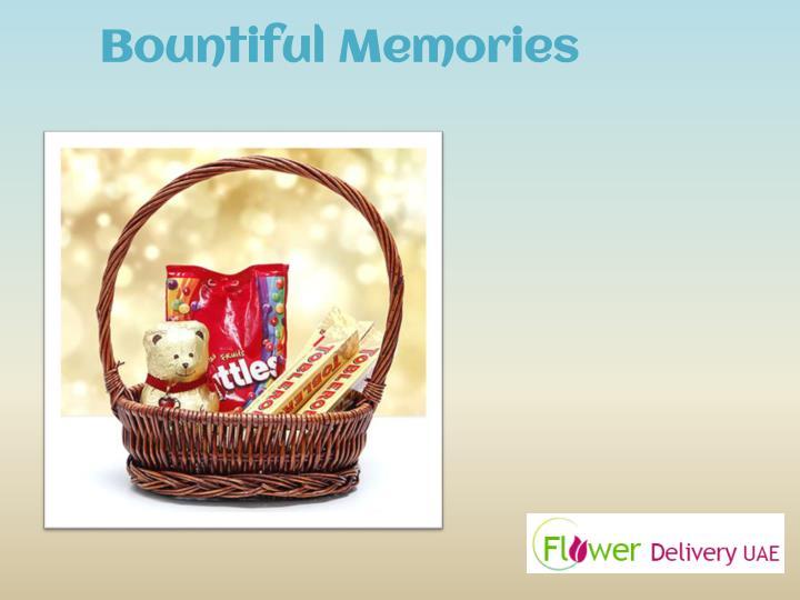 Bountiful Memories