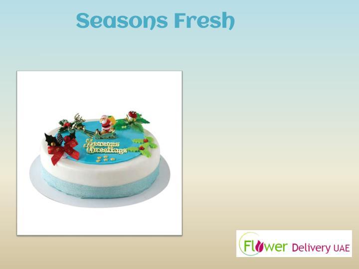 Seasons Fresh