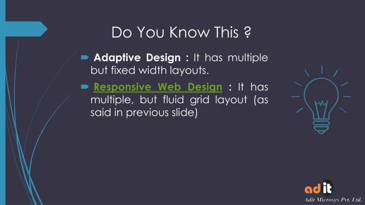 Do You Know This ?