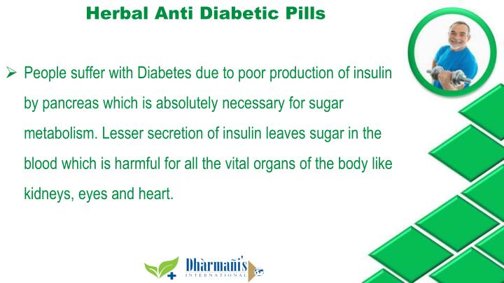 Herbal Anti Diabetic