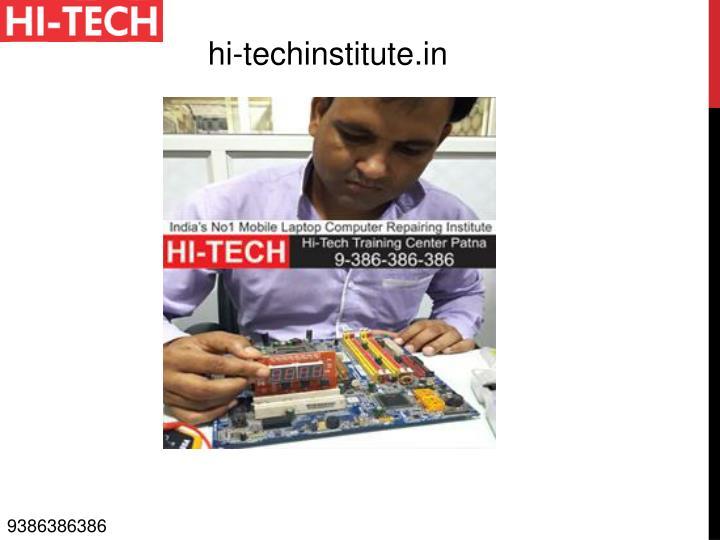 hi-techinstitute.in