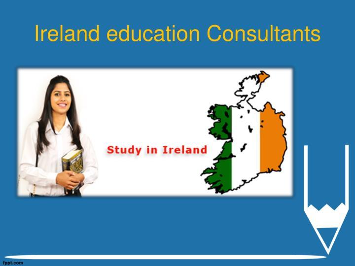 Ireland education Consultants
