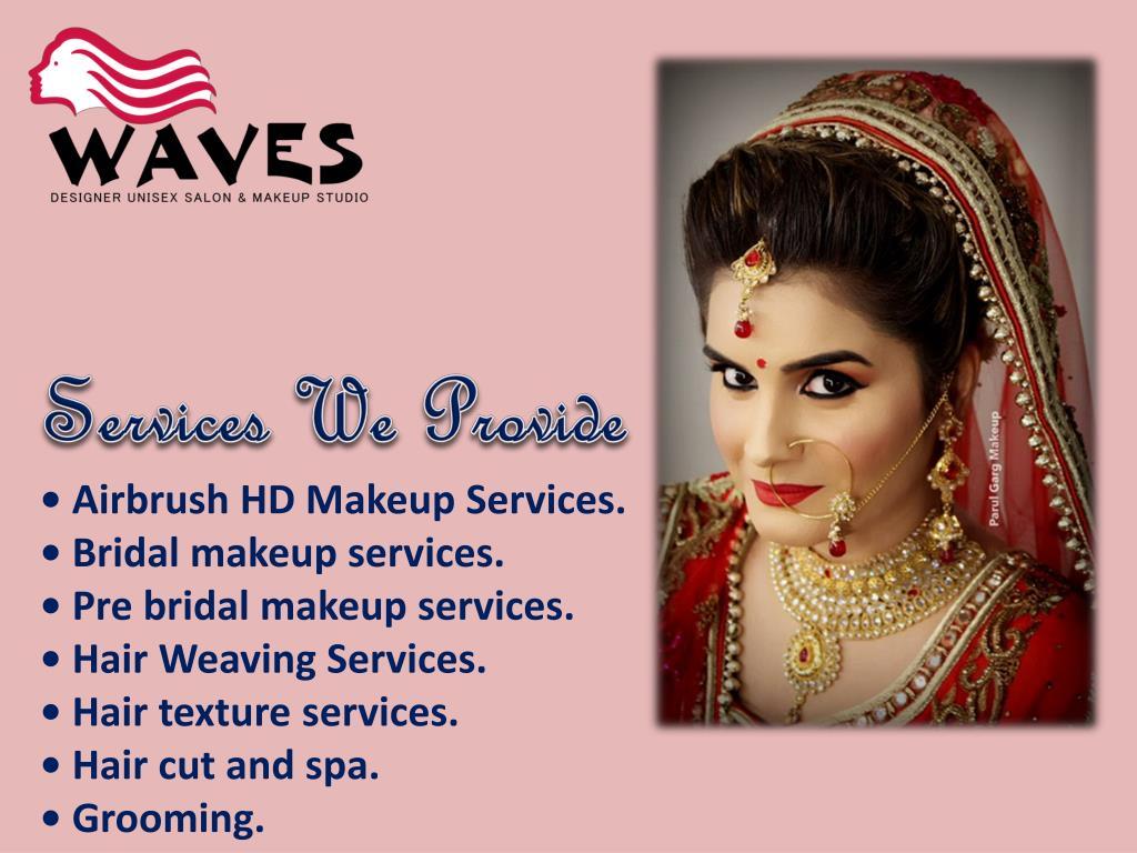 Best Bridal Makeup Studio Services In Noida Offers