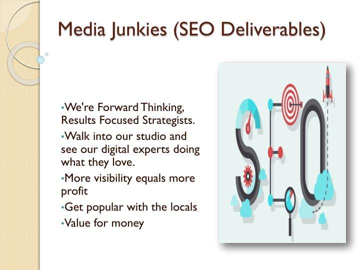 Media Junkies (SEO Deliverables)
