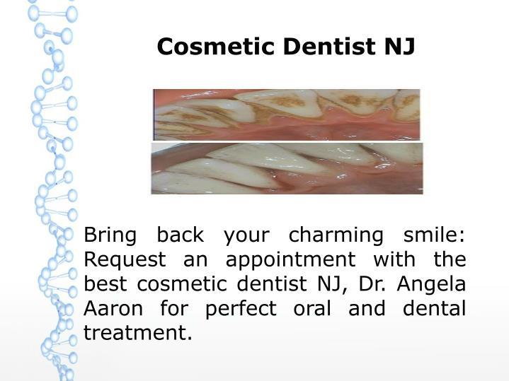 Cosmetic Dentist NJ