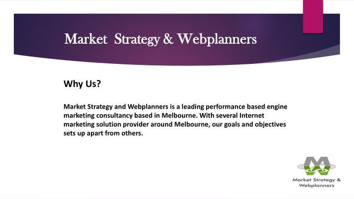 Market strategy webplanners2