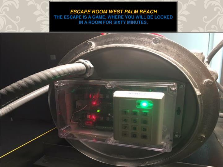 Escape Room West Palm