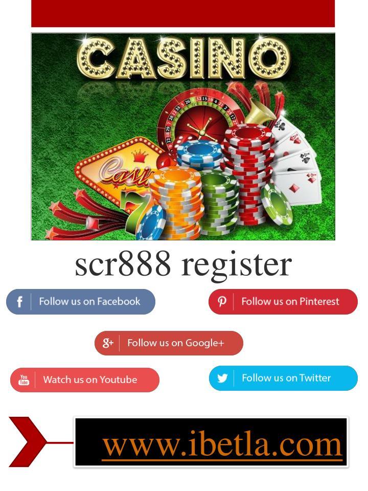 scr888 register