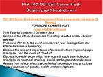 psy 490 outlet career path begins psy490outlet com11