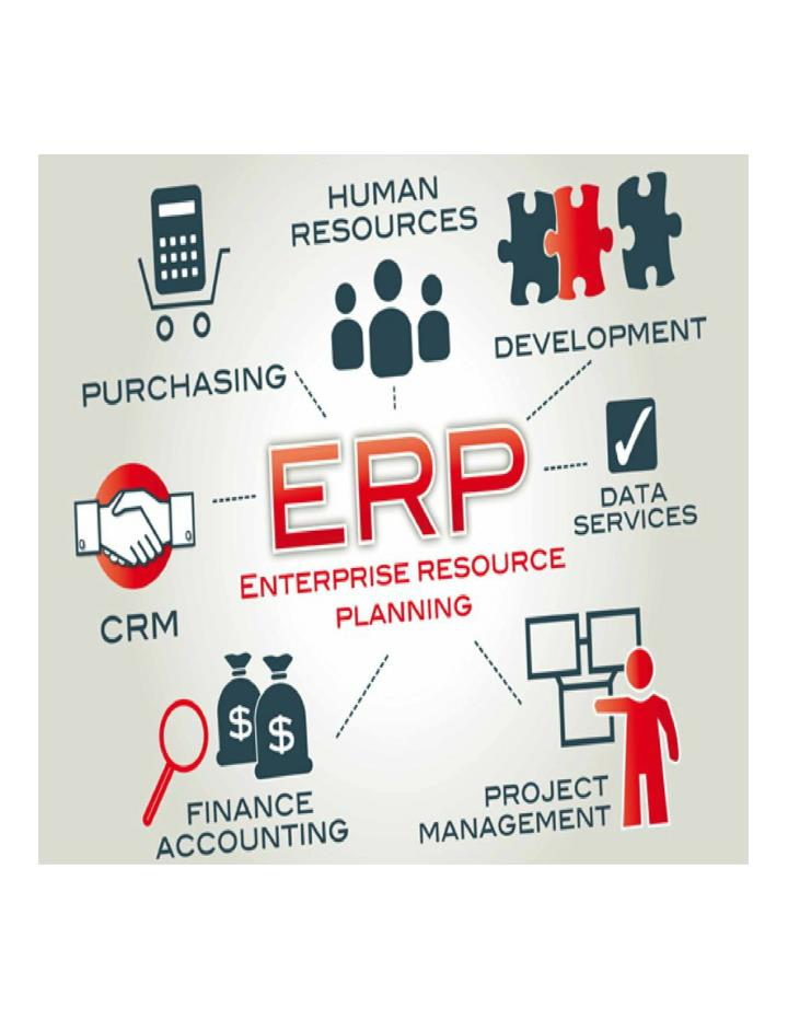 Erp users lists technology data group