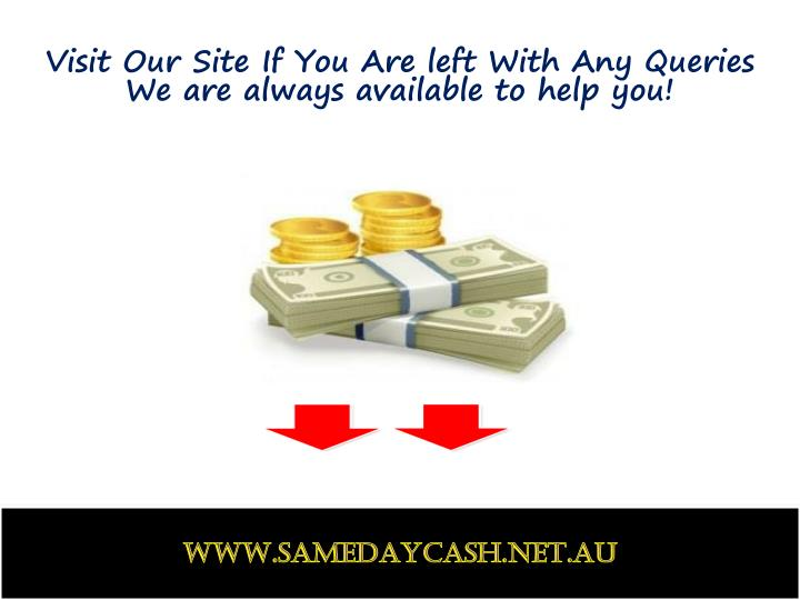 Visit Our Site If You Are