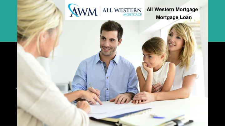 all western mortgage n.