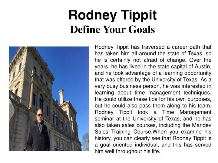 Rodney Tippit