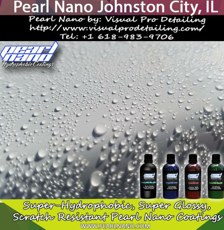 Paint and glass ceramic coatings performed by mark from visual pro detailing