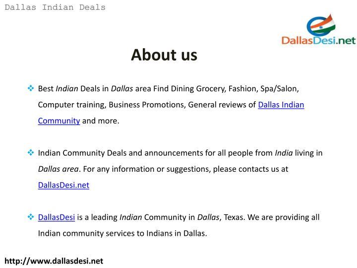 Dallas Indian