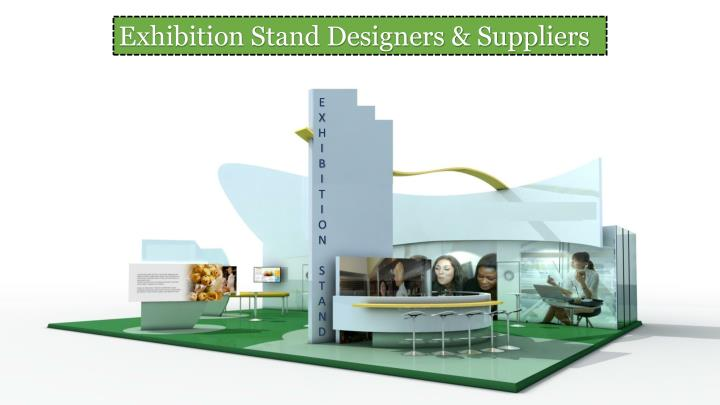 Exhibition Stand Designers & Suppliers