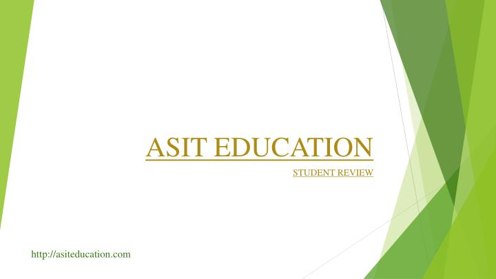Asit education