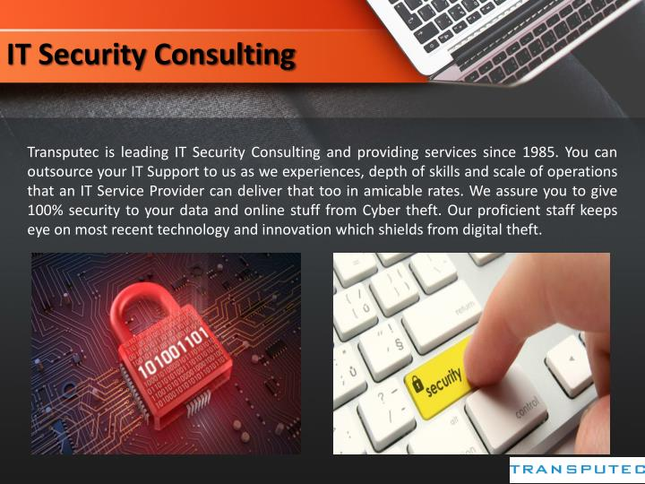 IT Security Consulting