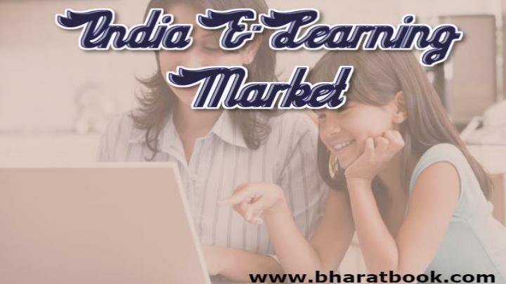 India e learning market