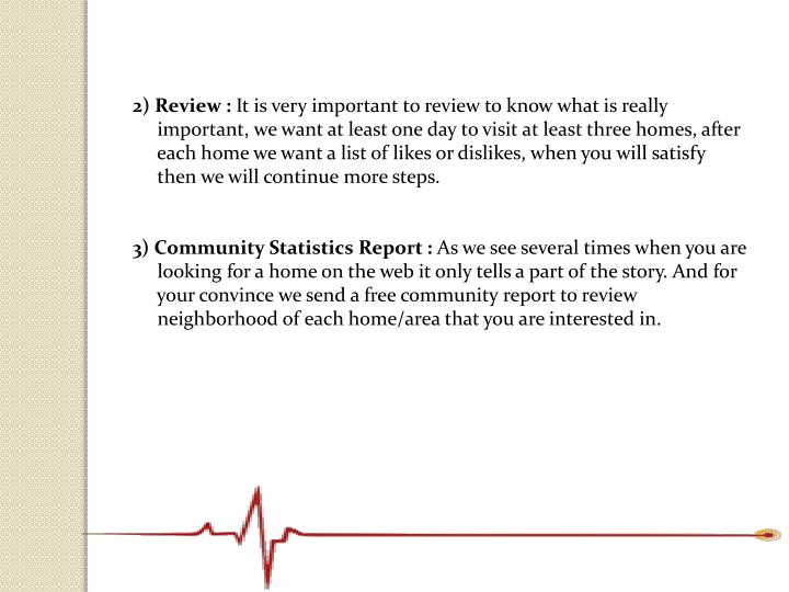 2) Review