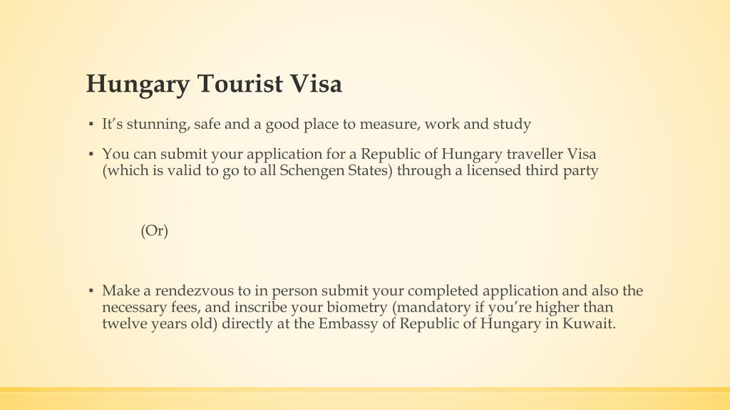 Ppt How To Apply Hungary Visa From Kuwait Powerpoint Presentation Free Download Id 7440871