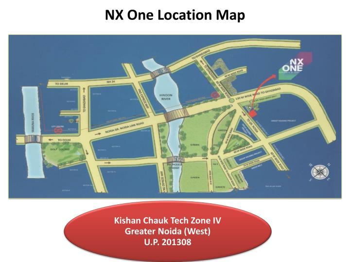 NX One Location Map