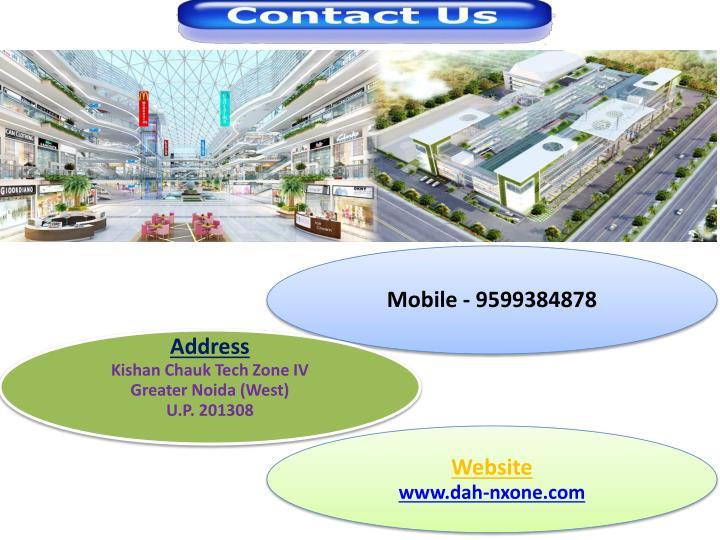Mobile - 9599384878