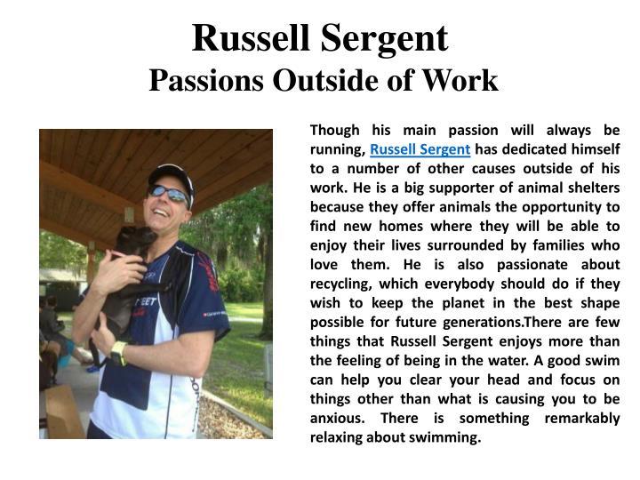 Russell Sergent