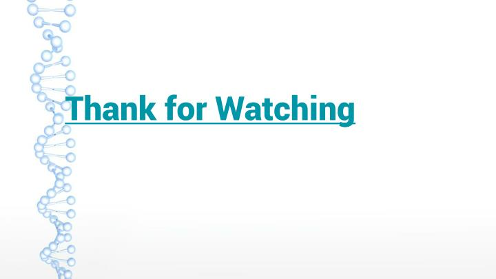 Thank for Watching