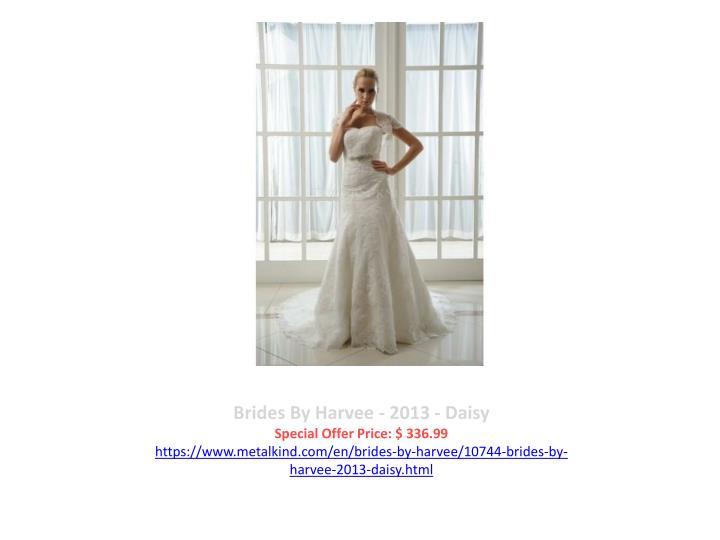 Brides By Harvee - 2013 - Daisy