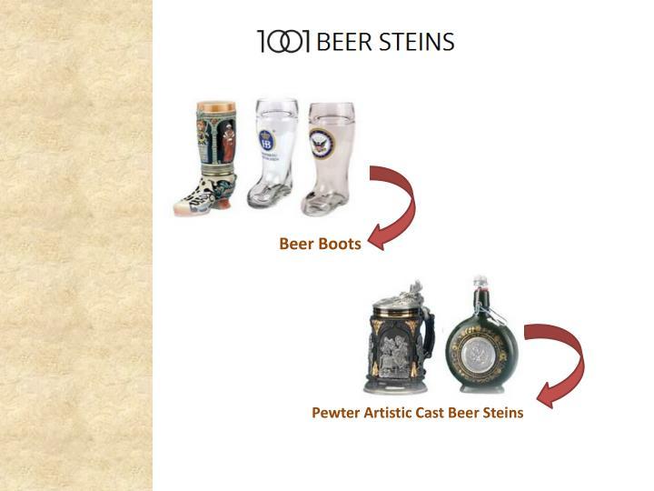 Beer Boots