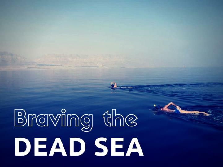 overcoming the dead sea n.