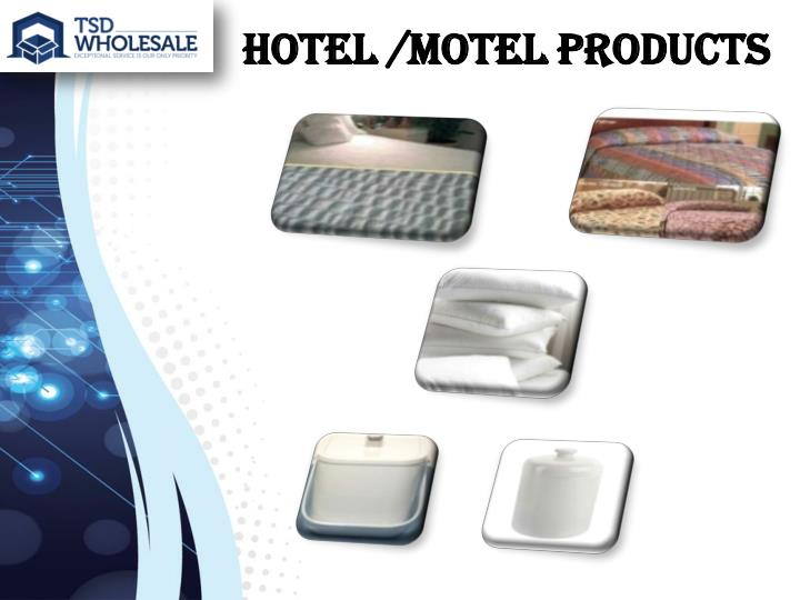 Hotel /Motel Products