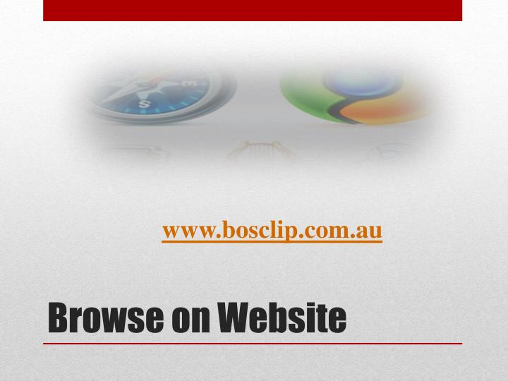 www.bosclip.com.au