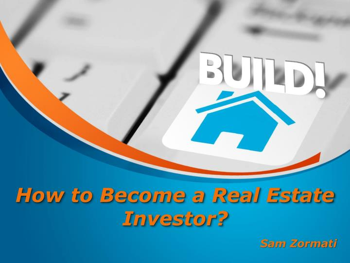 how to become a real estate investor n.