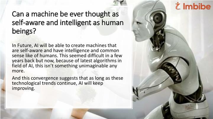 Can a machine