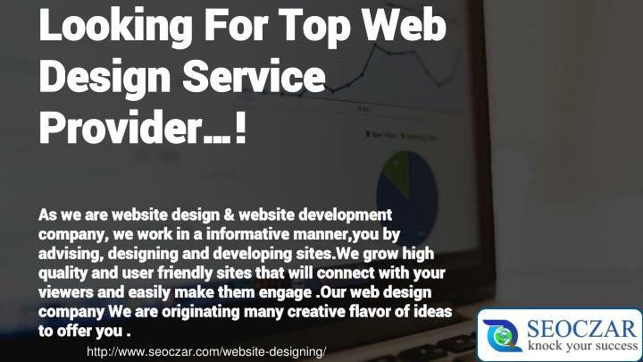 Looking For Top Web