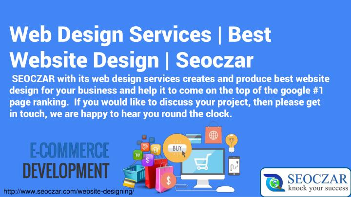 Web Design Services   Best Website Design  