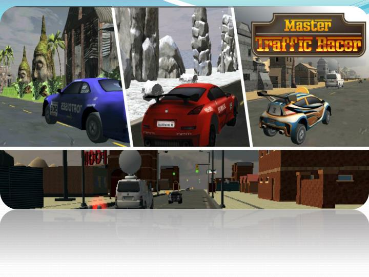 Master traffic racer android games