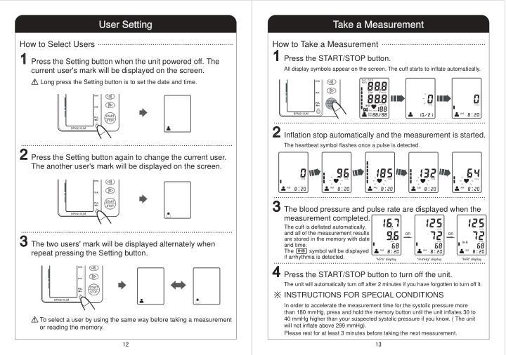 User Setting