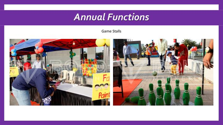 Annual Functions
