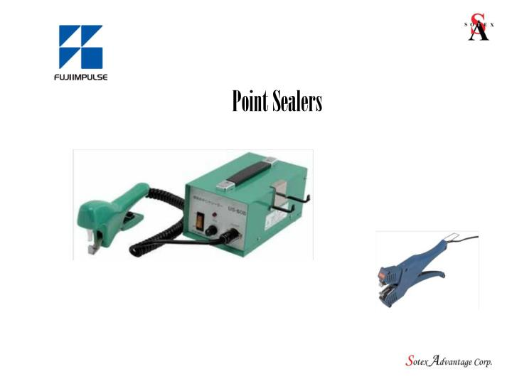 Point Sealers