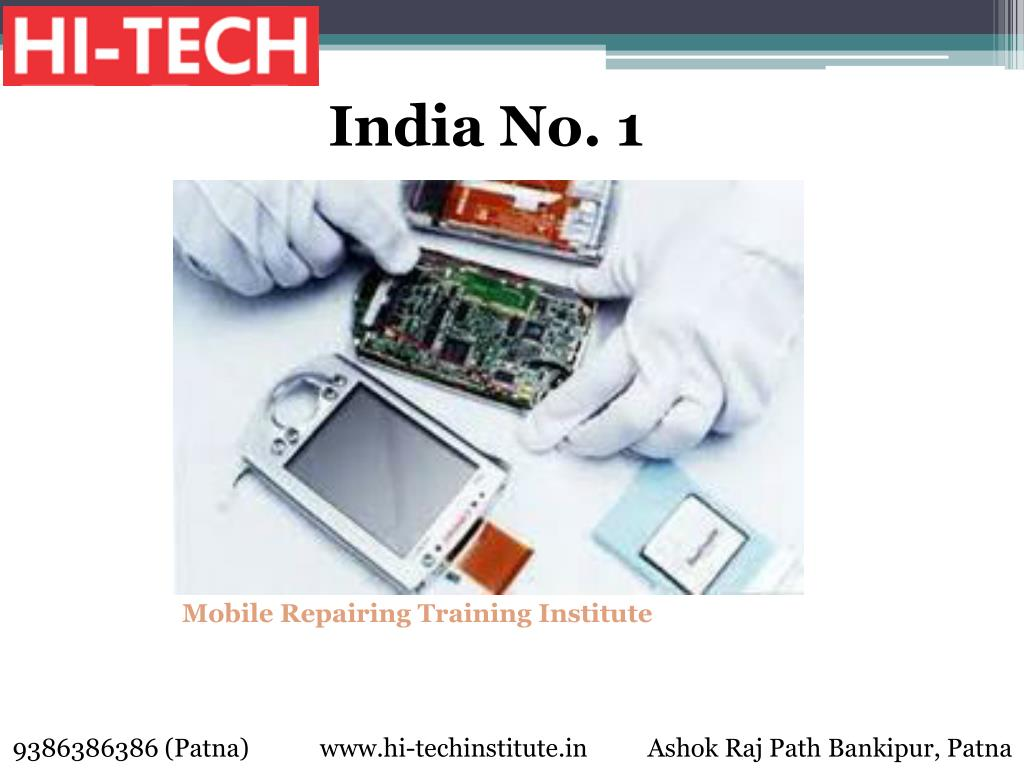PPT - Reliable Mobile Phone Repairing Course in Patna
