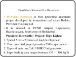 provident kenworth overview
