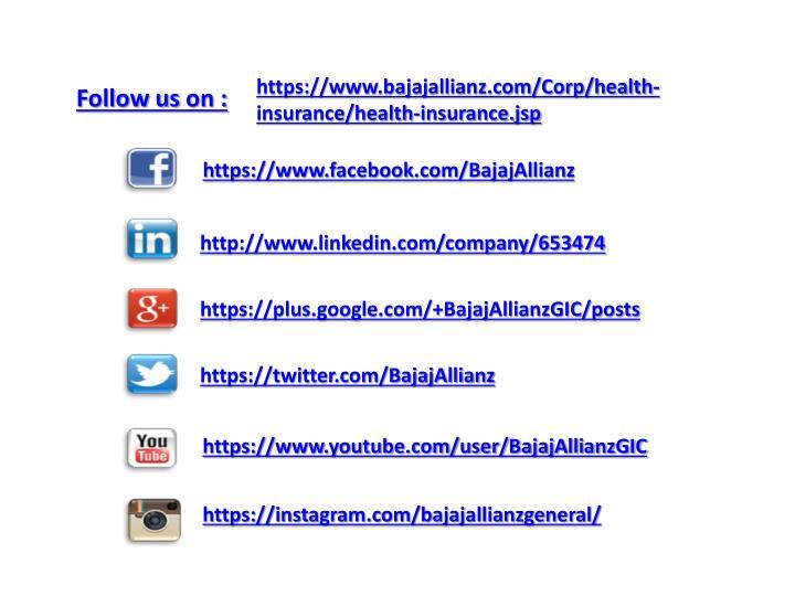 https://www.bajajallianz.com/Corp/health-insurance/health-insurance.jsp